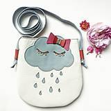 Detské tašky - Spiaci obláčik - 10787531_
