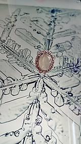 Prstene - Prsteň Ice - 10786694_