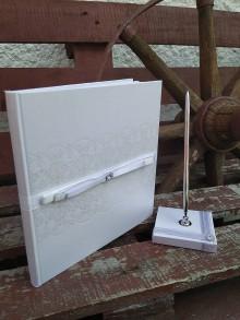 Knihy - Kniha pre svadobných hostí - 10787472_
