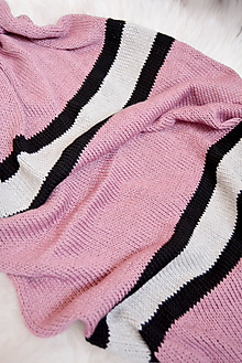 Textil - .detská deka (100% bavlna) - 10788925_