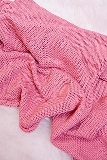 Textil - .detská deka (100% bavlna) - 10788964_