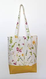 Nákupné tašky - EKO taška podšitá - 10787613_