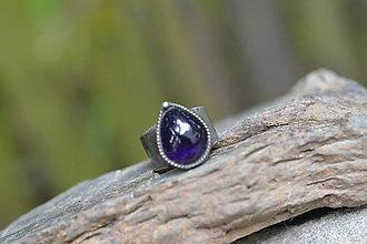 Prstene - Lila - 10786404_