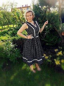 Šaty - Folklorne šaty - 10786604_