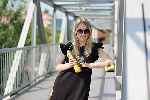 Šaty - Letné dámske tabuľové šaty - aká matka taká Katka MD6 - 10790145_