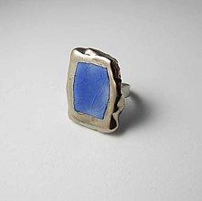 Prstene - Tana šperky - keramika/platina - 10790526_