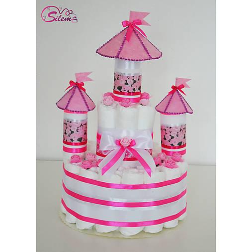 Plienková torta ZÁMOK