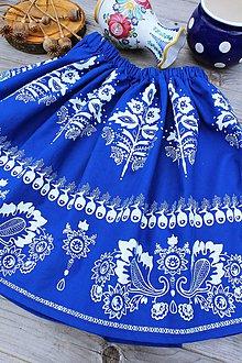 Detské oblečenie - Detská suknička...folk - 10790769_