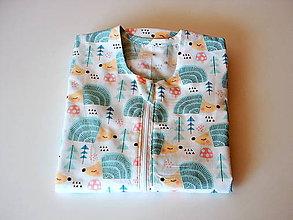 Textil - letný vak na spanie - 10791928_