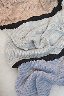 Textil - .detská deka (100% bavlna) - 10789289_