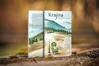 Knihy - Kniha Krajina - ako vnútri, tak i navonok - 10789693_