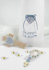 Darčekový set ku krstu/narodeniu pre chlapčeka