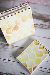 Papiernictvo - Letná sada notesov *4 - 10793396_
