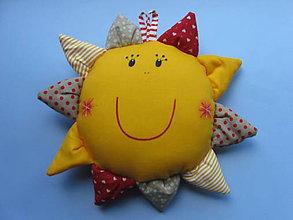Úžitkový textil - sluníčko - 10793515_