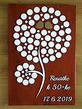 Dekorácie - narodeninová kniha hostí 3 - 10793533_