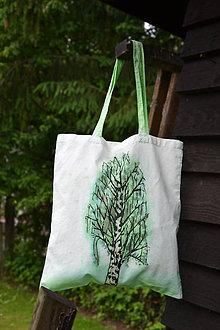 Nákupné tašky - Jarná taška - 10792556_