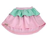 Detské oblečenie - Suknička - pastel summer mint pink - 10794240_