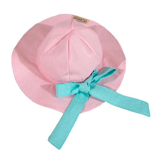 Detský klobúk pastel summer mint pink