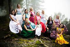 Šaty - Madeirové vyšívané šaty Poľana - 10794106_