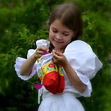 Iné tašky - My sme sestry veselé / folk taštička - 10793639_