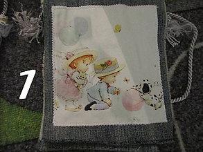 Detské tašky - Kabelky pre detičky  (1) - 10793122_