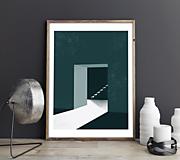 Grafika - Print - Passage - 10792955_