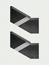 Grafika - Print - Stairway - 10792967_