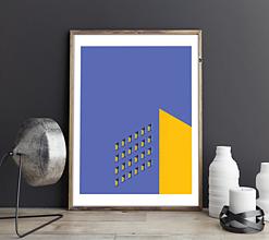 Grafika - Print - Sky Blue - 10792949_