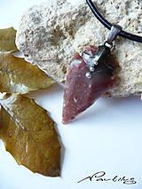 """Šperky - Amulet """"Z denníka pravekého lovca"""" - 10794874_"""