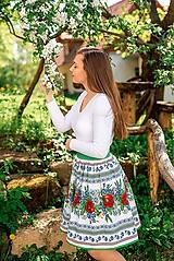 Sukne - Dámska sukňa Hore vŕškom - 10795081_