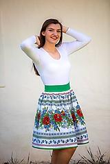 Sukne - Dámska sukňa Hore vŕškom - 10795082_