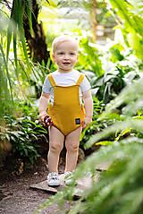 Detské oblečenie - ROMPER SUMMER MUSLIN - 10796468_