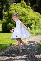Detské oblečenie - ŠATY SPINNING - 10796497_