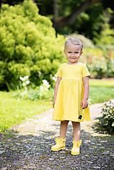Detské oblečenie - ŠATY SPINNING - 10796499_