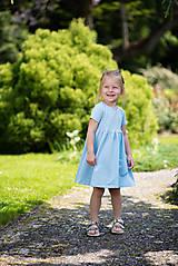 Detské oblečenie - ŠATY SPINNING - 10796500_
