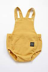 Detské oblečenie - ROMPER SUMMER MUSLIN - 10796586_