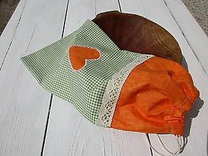Úžitkový textil - vrecko na bagety(chlieb) - 10795014_