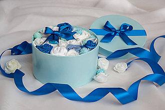 Detské oblečenie - Malý darčekový box pre chlapčeka - 10796713_