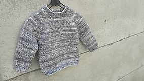 Detské oblečenie - Poctivý pulóver - 10795886_