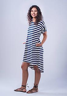 Šaty - maxi tričko - 10796824_