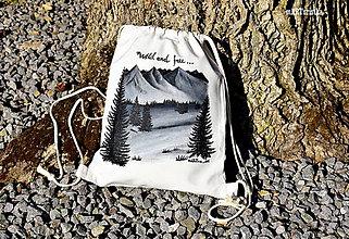 Batohy - Batoh Wild and Free - 10796324_