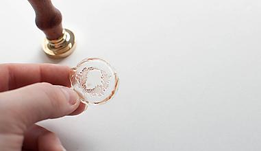 Pomôcky/Nástroje - Pečatidlo venček