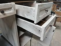Nábytok - Pisací stolík č. 2 - 10794787_