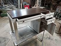 Nábytok - Pisací stolík č. 2 - 10794788_