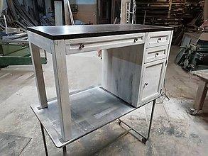 Nábytok - Pisací stolík č. 2 - 10794786_