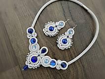 Sady šperkov - Šujtášový set - 10797757_
