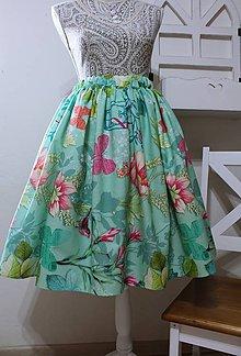 Sukne - Dámska sukňa... - 10797422_