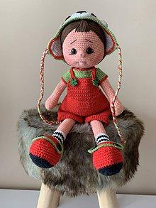 Hračky - bábika Teo - 10798456_
