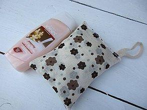 Úžitkový textil - hubka na sprchovanie - 10798657_