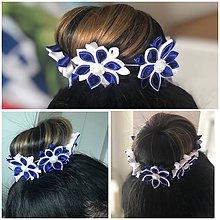 Ozdoby do vlasov - Ozdoba na drdol - 10798549_